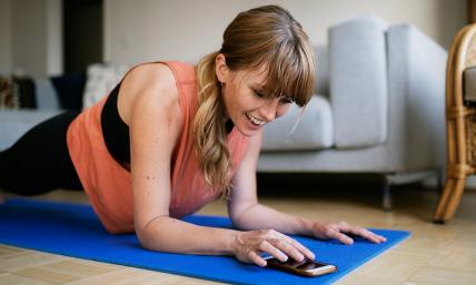 How to maintain motivation to exercise?