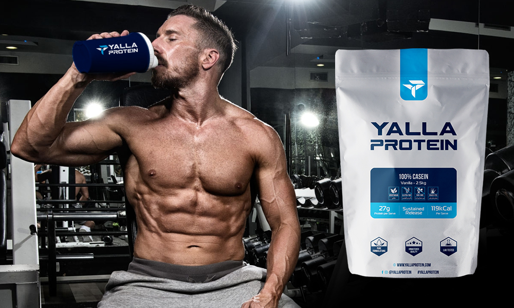 The Components and Benefits of Casein