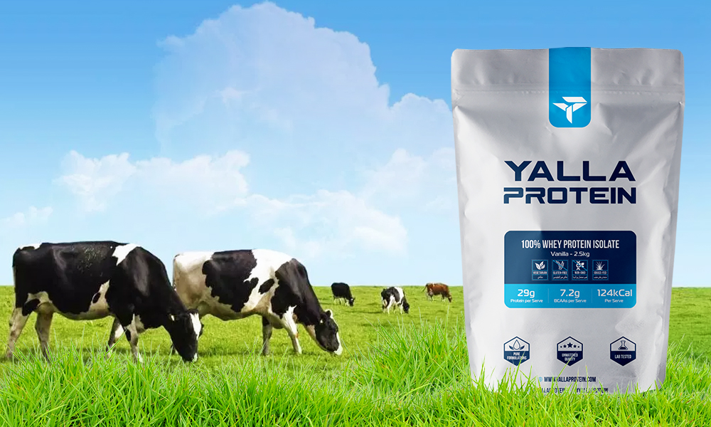 Benefits of Grass Fed Whey Protein Isolate